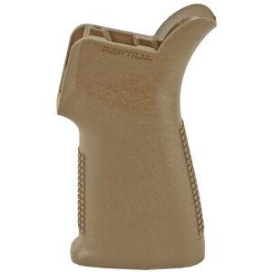 Reptilia CQC Grip For AR-15 Rifles Polymer Field Drab
