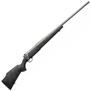 "Weatherby MK V Weathermark 6.5-300 Wby Mag Bolt Action Rifle 3 Rounds 26"" Barrel Synthetic Stock Cerakote Grey"
