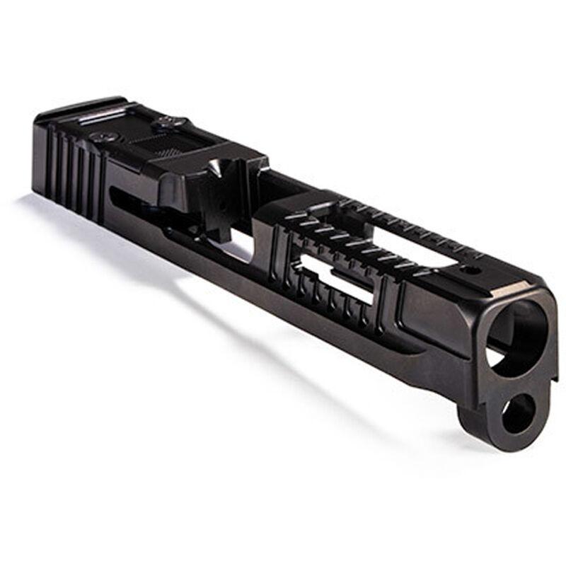 Faxon Full Size M&P9 Hellfire Slide with Multi Optic Cut