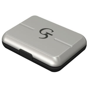 G5 Vault Broadhead Case Silver