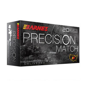 Barnes .300 Winchester Magnum Ammunition 20 Rounds OTM BT 220 Grains