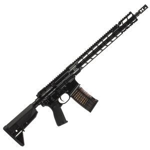"PWS MK116 MOD 2-M AR-15 Semi Auto Rifle .223 Wylde 16"" Barrel 30 Rounds Free Float PicLok Hand Guard FSC 556 Compensator BCM Stock/Pistol Grip Matte Black Finish"
