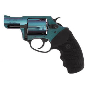 "Charter Arms Chameleon Double Action Revolver .38 Special 2"" Barrel 5 Rounds Fixed Sights Rubber Grip Ultra Lightweight Aircraft Grade Aluminum/Steel Construction Chameleon Finish"