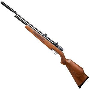 "Diana Stormrider  .22 Caliber PCP Bolt Action Air Rifle 19"" Barrel  950 fps 7 Pellets Adjustable Sights Wood Stock Blued Finish"
