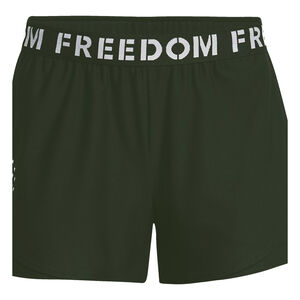 Under Armour Women's UA Freedom Play Up Shorts