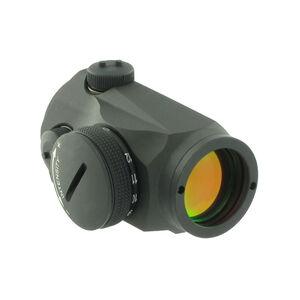 Aimpoint Micro T-1 Red Dot Sight 4 MOA Dot Aluminum Black No Mount 200055