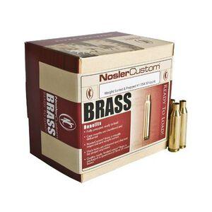 Custom Reloading Brass 28 Nosler, Per 20