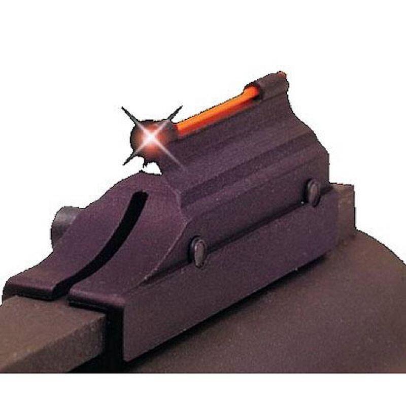 """TRUGLO 1/4"""" Pro Series Slug Gun Fiber Optic Sights Contrasting Colors"""