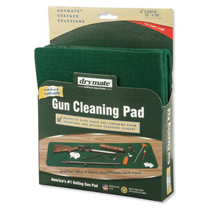 "Drymate Gun Cleaning Mat 16""x59"" Green GPG1659"