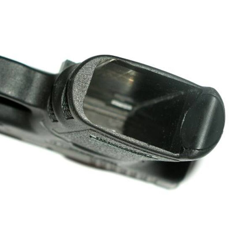 Pearce Grip Frame Insert Glock 17 18 19 20 21 22 23 24 31 32 34 35 37 38 Polymer Black Pg Gfi Cheaper Than Dirt