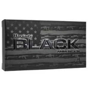 """Hornady BLACK 12 Gauge Ammunition 10 Rounds 2.75"""" 00 Lead Buck 8 Pellets 86249"""