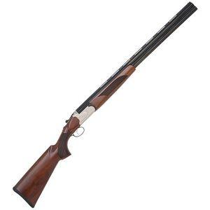 "Mossberg Silver Reserve II Field O/U Shotgun 12 Gauge 28"" Vent Rib Barrels 3"" Chamber Silver Engraved Receiver Walnut Stock 5 Chokes 75412"