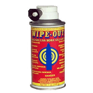 Wipe-Out Brushless Bore Cleaner 5-oz. Aerosol Can