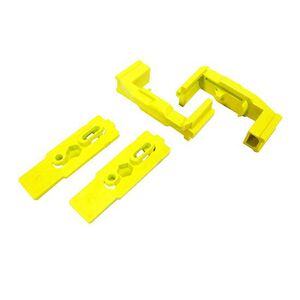 Hexmag HexID AR-10/.308 Mag Color Identification System Yellow 2 Pack HXID2-SR25-YEL