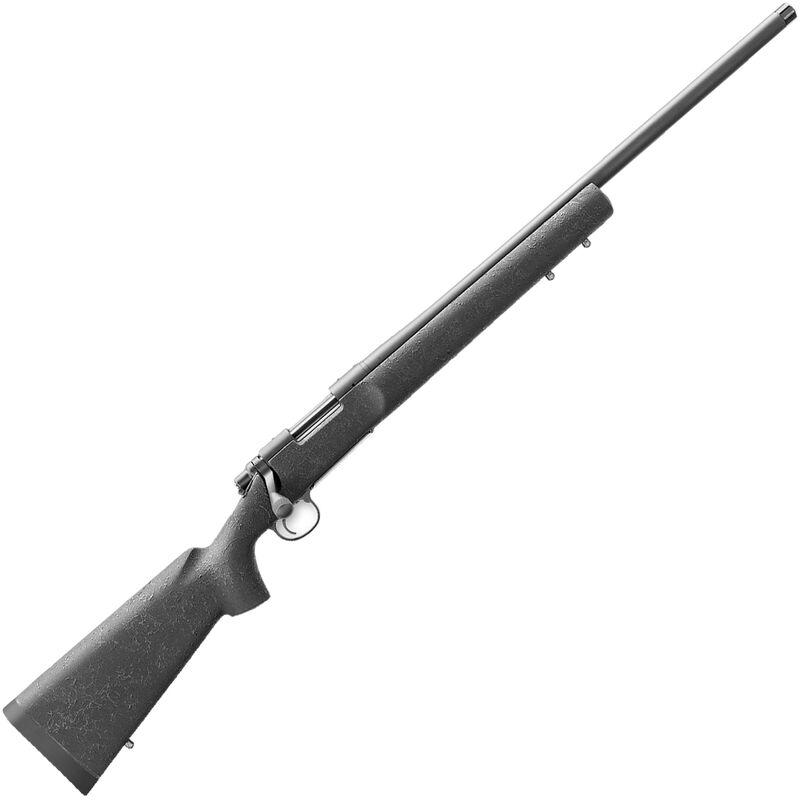 "Remington 700P .300 Win Mag Bolt Action Rifle 24"" Threaded Barrel 3 Rounds 40XP Trigger H-S Precision Composite Stock Black Non-reflective Finish"