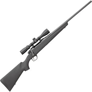 "Remington 783 Synthetic Scoped Package 6.5 Creedmoor Bolt Action Rifle 22"" Barrel 4 Rounds with 3-9x40 Scope Black Synthetic Stock Matte Blued Finish"