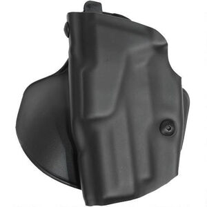 Safariland 6378 ALS Paddle Holster Left Hand GLOCK 19/23 STX Plain Finish Black
