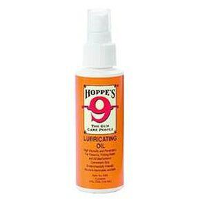 Hoppe's No. 9 Lubricating Oil Spray Pump Bottle 4 oz