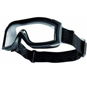 Bollé X1000 Tactical Ballistic Goggles Clear Lenses Black Frame 40132
