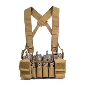 Haley Strategic Partners D3CRX Disruptive Environments Load Bearing Chest Rig One Size Coyote Tan