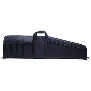 "Allen 42"" Tactical Rifle Soft Case w/ 6 Pockets, Black"