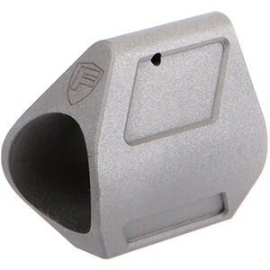 Fortis Manufacturing AR-15 Low Profile Gas Block Fits .750 Barrel 4140 Steel Stainless Steel Finish F-LPGB-SS