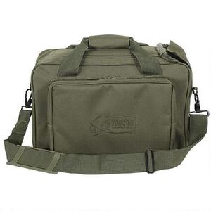 Voodoo Tactical Two in One Full Size Range Bag Nylon OD Greeen 15-7871004000