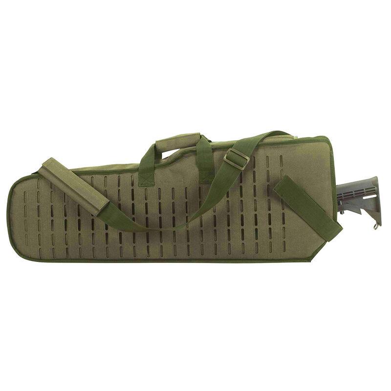 Voodoo Tactical Scoped Rifle Scabbard Nylon OD Green