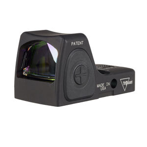 Trijicon RMR CC Concealed Carry Red Dot Sight 3.25 MOA Red Dot Adjustable LED Aluminum Housing Matte Black