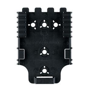 Safariland QLS 22 Quick Locking System Receiver Plate OD Green 6004-22-56