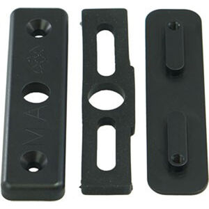 Manticore Gasketed Port Cover for IWI Tavor/X95 Ambidextrous Aluminum Black