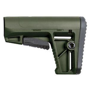 KRISS Defiance AR-15 DS150 Stock Mil-Spec Adjustable Polymer OD Green