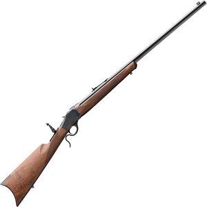 "Winchester M1885 Traditional Hunter High Grade .38-55 Win Falling Block Rifle 28"" Octagon Barrel 1 Round Walnut Stock Case Hardened Receiver Blued Barrel"