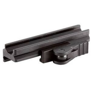 American Defense Mfg. Large Modular Base with QD Lever 6061 T6 Aluminum Black AD-B3