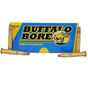 Buffalo Bore Heavy .30-30 Win 190 Grain JFN 20 Round Box
