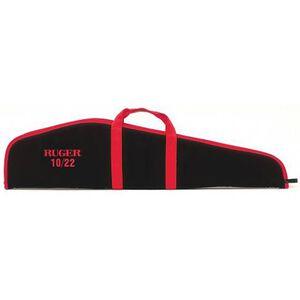 "Allen Embroidered Ruger 10/22 Rifle Soft Case 40"" Nylon Black 275-40"