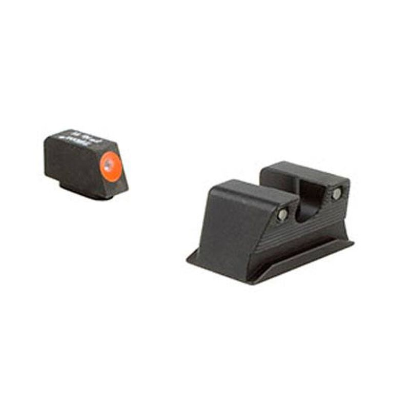 Trijicon Walther PPS / PPX HD Night Sight Set-Orange