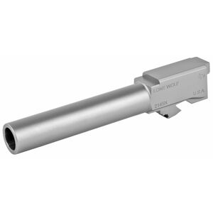 """Lone Wolf Distributers Drop In Replacement Barrel GLOCK 21 All Gen's .45 ACP 4.60"""" 416 Stainless Steel Matte Stainless Steel Finish"""