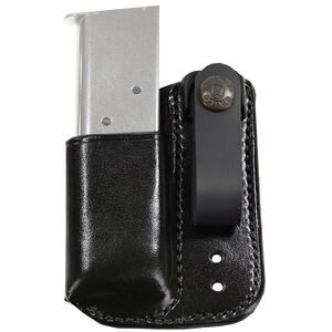 Galco Inside the Waistband Magazine Carrier Most Double Stack 9/40 Magazines Right Hand Leather Black