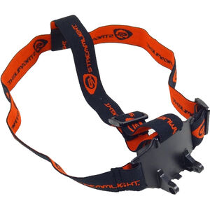 Streamlight Head Strap, Replacement, Black, Elastic, Fits Streamlight Headlamps