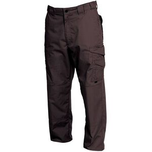 "Tru-Spec 24-7 Series Men's Tactical Pants 65/35 Polyester/Cotton 36"" Waist 30"" Inseam Brown 1065046"