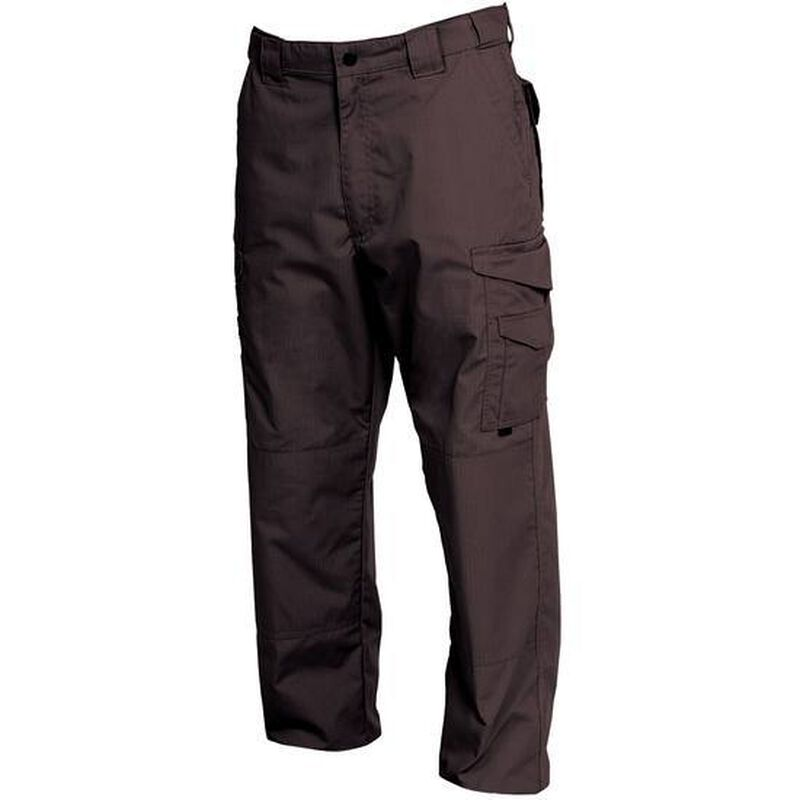 "Tru-Spec 24-7 Series Men's Tactical Pants 65/35 Polyester/Cotton 36"" Waist 30"" Inseam Brown 1065046"
