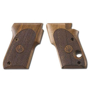 Beretta Factory Replacement Part Beretta 3032 Tomcat Wood Grips Drop In Replacement Walnut UD6A0354