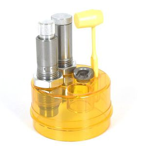 Lee Precision 6mm Remington Collet Neck Sizer 2 Die Set 90710