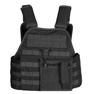Fox Outdoor Vital Plate Carrier Vest Black