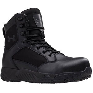 Under Armour Stellar Protect Tactical Boot 10 Black