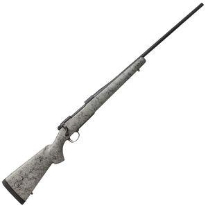 "Nosler M48 Liberty Bolt Action Rifle .30 Nosler 26"" Barrel 3 Rounds Lightweight Aramid Fiber Reinforced Composite Stock Glass/Aluminum Bedding Textured Finish Metal Surfaces Black Cerakote Finish 39248"