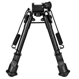 Barska Spring Loaded Bipod Folding Picatinny Mount