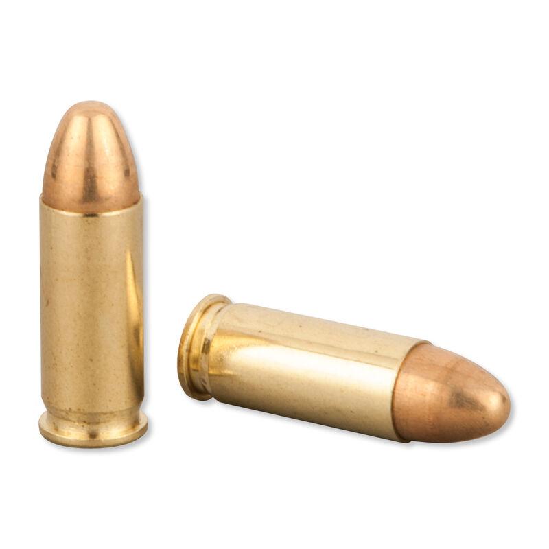 Armscor USA .38 Super Ammunition 50 Rounds FMJ 125 Grains F AC 38SUPER-1N