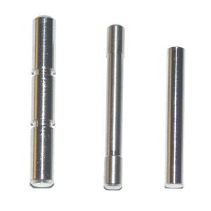 Armaspec Stainless Steel 3 Pin Kit Set fits Most GLOCK Gen 1-3 Stainless Steel